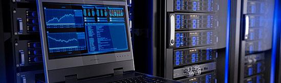 El hosting virtual lo usan por empresas que trabajan con varias webs o aplicaciones internas que consumen muchos recursos.