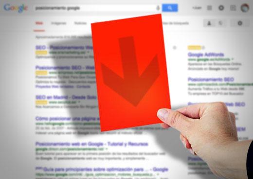 Google penalizará las webs sin responsive design