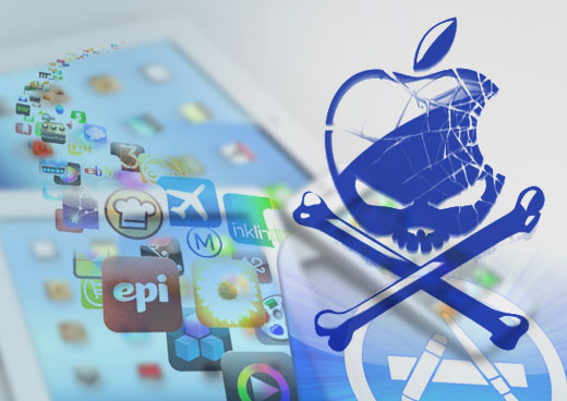 fallo de seguridad en Apple Store