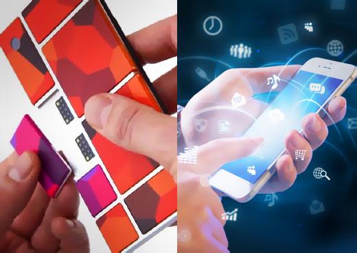 Google crea el primer móvil smartphone por piezas