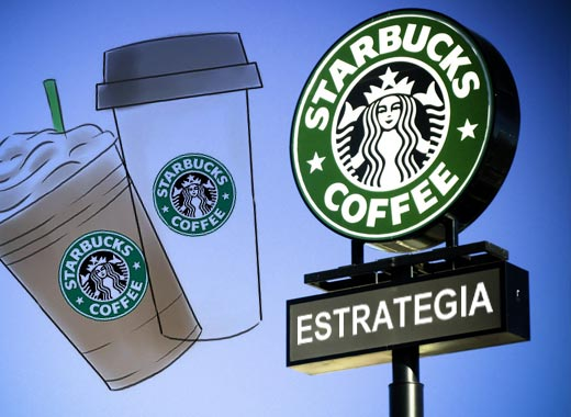 Starbucks y Burger King