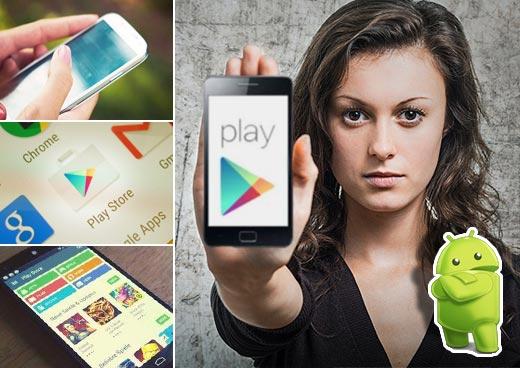 fin de las descargas de apps para Android