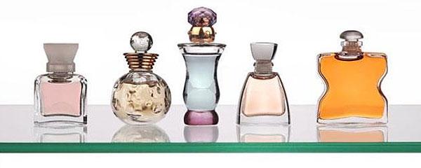experimento perfumes