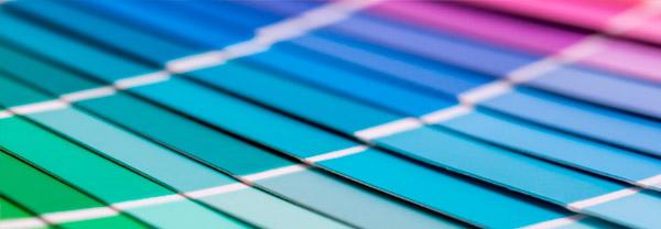 colores de las tarjetas de visita