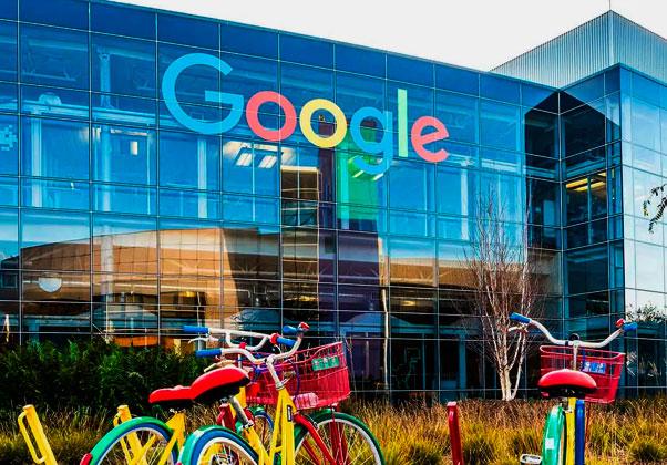 el banco Google